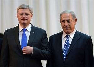 PM Stephen Harper arrives in Israel on inaugural, six-day ...