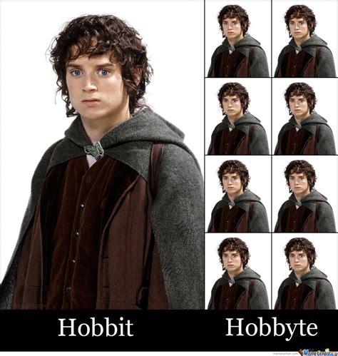 Hobbit Meme - hobbit vs hobbyte by nerovingian meme center