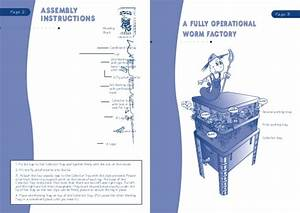 Welcome To The Worm Factory  Instruction Manual