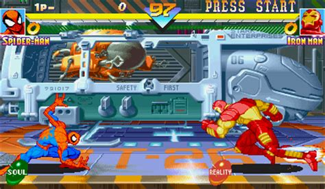 Marvel Super Heroes (1995 Capcom) - TFG Review