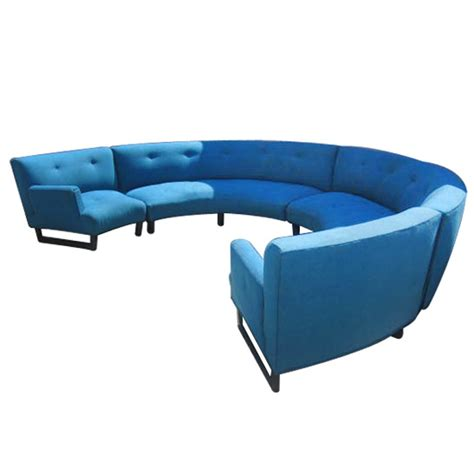 circular sectional sofa  stdibs