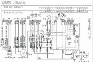 Washing Machine Electric Motor Wiring Diagram