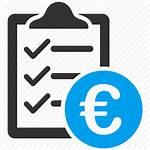 Euro Icon Items Test European Checklist Task