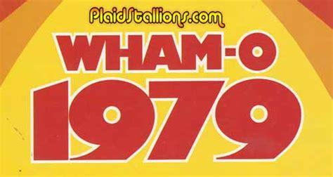 wham o toy company 1979 wham o toys catalog i plaidstallions