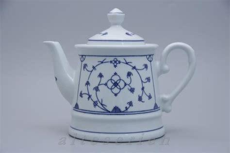 Indisch Blau Kahla by Kahla Indisch Blau Saks Teekanne 1 3 L Alteserien