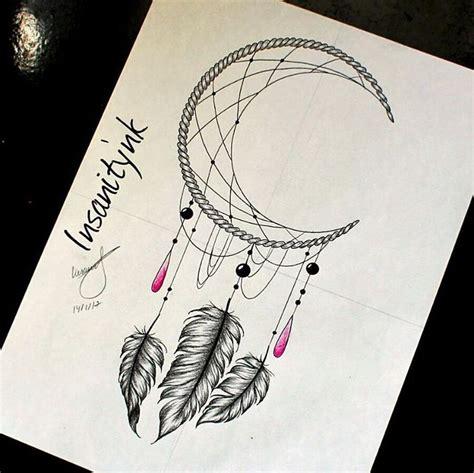 moon dreamcatcher tattoos tattoos dream catcher tattoo tattoo designs