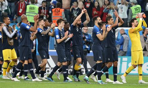 Will France Play For Legacy The Cup Fifa World