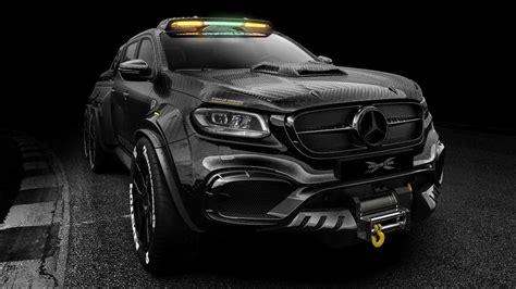 """Offroad #mercedes #mercedesxclass vehicle info: BESTIAL Mercedes-Benz X-Class """"EXY Monster X"""" 6X6 por Carlex Design"""