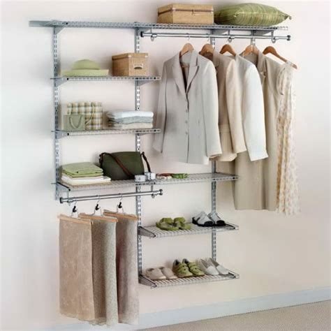 Fast Track Closet System by Rubbermaid Fasttrack Closet System Home Design Ideas