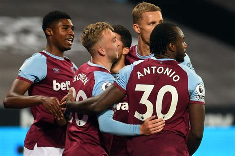 West Ham United Player Ratings Vs Wolves: Antonio Picks Up ...