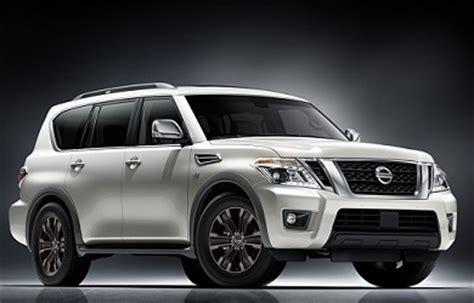 2018 Nissan Armada Platinum, Price, Changes 20182019