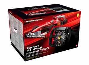 Thrustmaster Ferrari F1 T500 Wheel Integral Photos