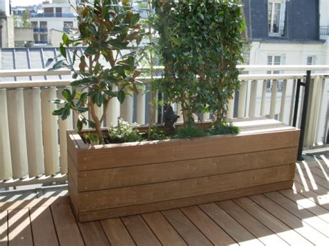 theme jardinieres  coffres  de terrasse par themes