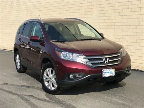 2014 Honda Cr-v Ex-l Countryside Il 20254236