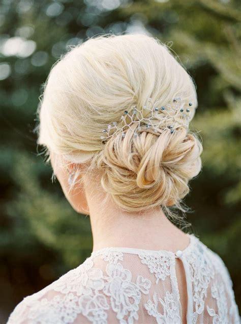 Coiffure Mariage Cheveux Mi Longs Mod 232 Le Chignon Mariage Plus De 30 Suggestions Pour Vous Inspirer