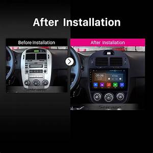 10 1 Inch Android 10 0 Gps Navigation Radio For 2017