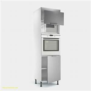meuble cuisine colonne four micro onde photos de With meuble four micro onde encastrable