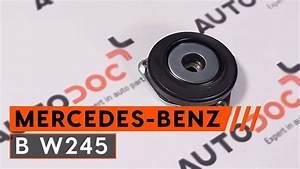 Changer Coupelle Amortisseur : changer coupelle d 39 amortisseur mercedes benz b w245 tutoriel autodoc youtube ~ Medecine-chirurgie-esthetiques.com Avis de Voitures