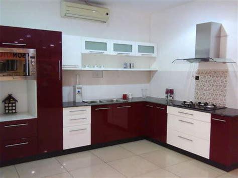 stylish pvc modular kitchen view specifications