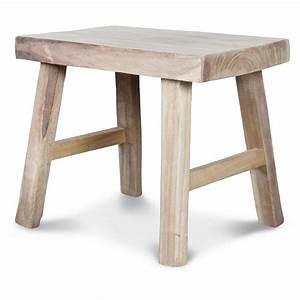 Petit Tabouret Bois : tabouret bois cuisine en image ~ Teatrodelosmanantiales.com Idées de Décoration