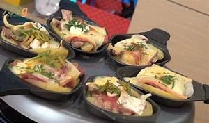 Idée Raclette Originale : recette raclette en vid o ~ Melissatoandfro.com Idées de Décoration