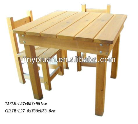 woodworking plans for childrens table and chairs wooden square picnic table plans woodworking projects