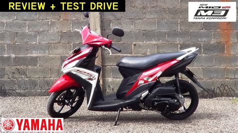 Review Yamaha Mio M3 125 by Yamaha Mio M3 125 Review Test Drive