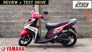 Yamaha Mio M3 125  Review   Test Drive