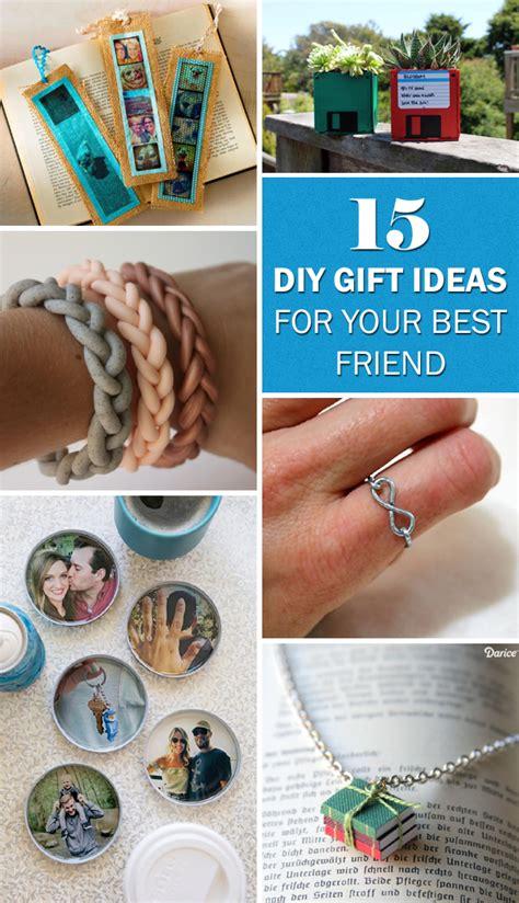 delightful diy gift ideas    friend