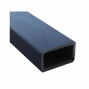 Tube Rectangulaire Acier Dimension : tube rectangulaire acier 60 x 40 mm paisseur 2 mm ~ Dailycaller-alerts.com Idées de Décoration