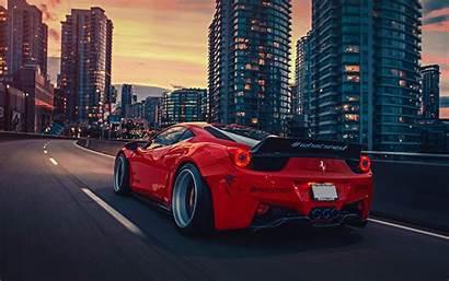 Liberty Walk Mobiles Ferrari Desktop Macbook Retina