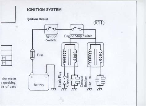 Need Wiring Diagram For The Coil Ignition