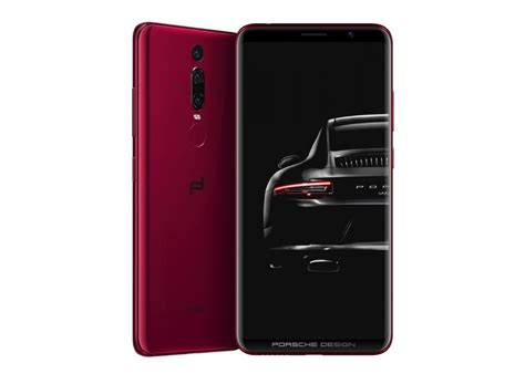 porsche design mate rs huawei p20 p20 pro become official with 24 mp front