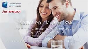 Mettre Un Cheque A La Banque : mettre en place un r seau social d 39 entreprise lancement animation ~ Medecine-chirurgie-esthetiques.com Avis de Voitures