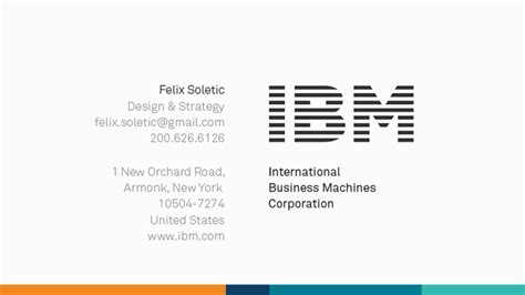 felix soletic ibm rebrand