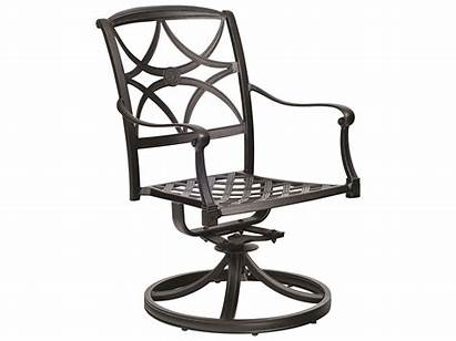 Chair Rocking Aluminum Outdoor Replacement Woodard Cushions