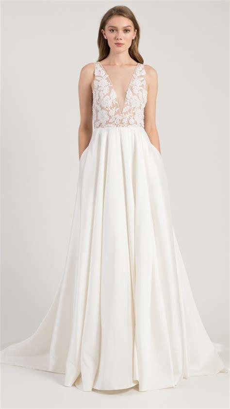jenny  jenny yoo wedding dresses spring  dress