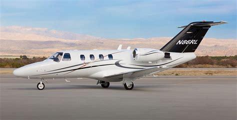 Cessna Citation CJ - Desert Jet
