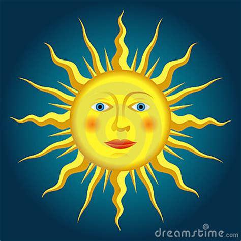 renaissance sun stock image image