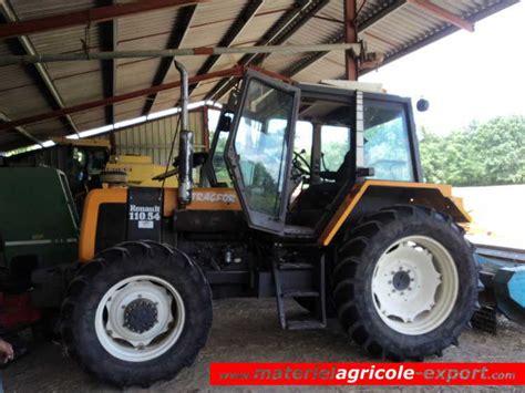 siege tracteur agricole occasion renault 110 54 tz tracteur agricole d occasion ée