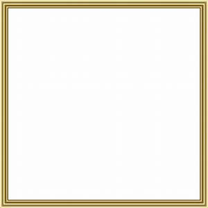 Square Frame Clipart Png - ClipartXtras
