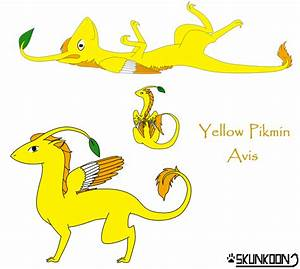 Be Student Again Avis : yellow pikmin avis by skunkoon on deviantart ~ Medecine-chirurgie-esthetiques.com Avis de Voitures
