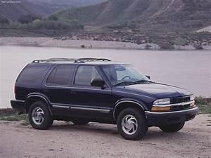 Chevrolet Blazer Free Workshop And Repair Manuals