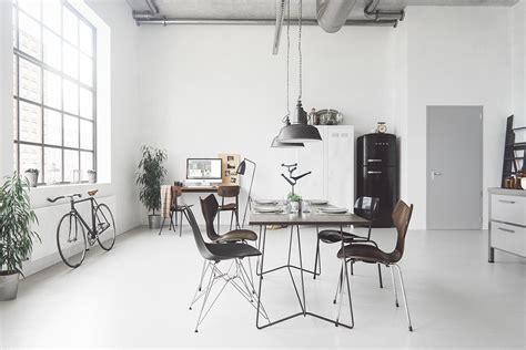 loft hipstter dining room   Interior Design Ideas.