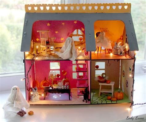 dollhouse haunted house   love  images
