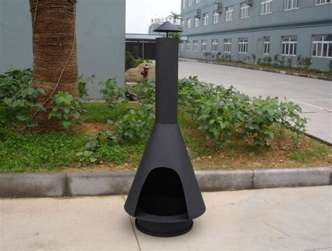 Chimney Style Fire Pit Stand