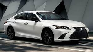2020, Lexus, Es, F, Sport, Black, Line