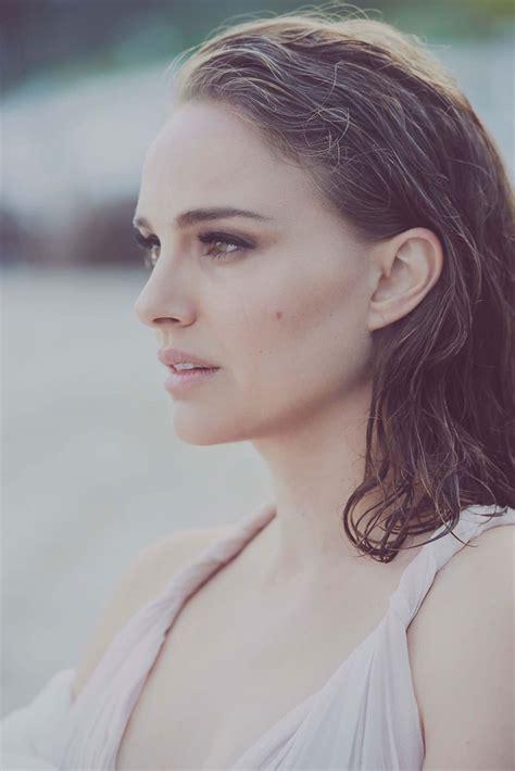 Natalie Portman Miss Dior Photos
