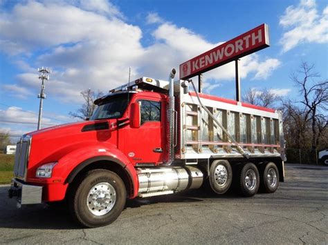 kenworth dealers in pa dump trucks for sale in pa