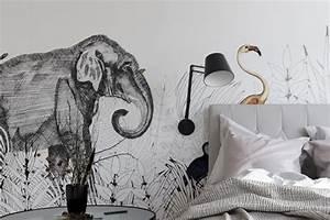 Au Fil Des Couleurs Papier Peint : papier peint par ferm living shake my blog ~ Melissatoandfro.com Idées de Décoration